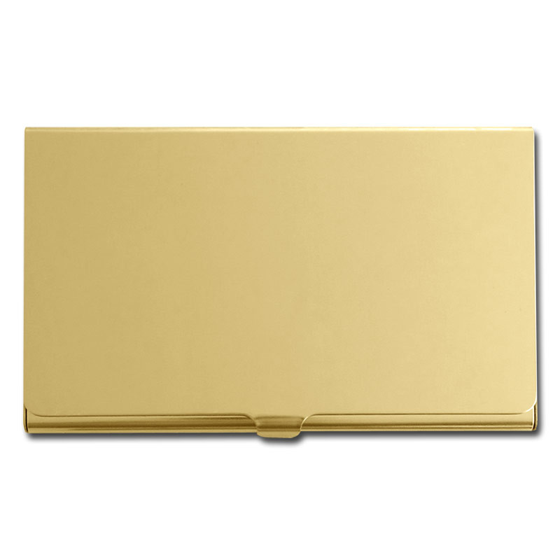 Lished gold business card holder bulk thin engraved kyle design polished gold business card holder bulk thin engravable cases colourmoves