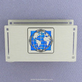 Global Citizen Business Card Holder for Desk