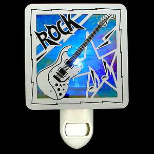 Rock Music Nightlight
