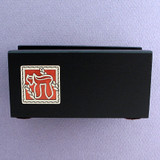 Rabbi Wood Business Card Holders for Office Desk