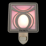 Taurus Horoscope Sign Night Light