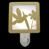 Hummingbird Night Light