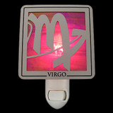 Virgo Horoscope Sign Night Light