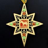 Donkey Christmas Ornament - Body #3