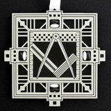 Masonic Holiday Ornament - Body #28