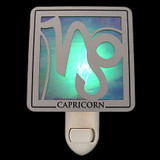 Capricorn Horoscope Sign Night Lights