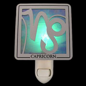 Capricorn Horoscope Sign Night Lights