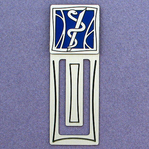 Physician Engraved Metal Bookmark