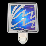 Aquarius Horoscope Sign Night Light
