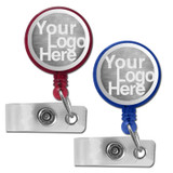 Custom Logo ID Badge Holders