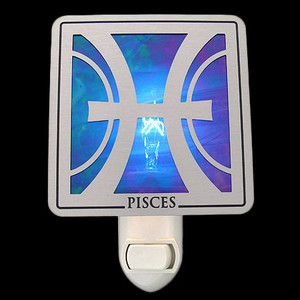 Pisces Horoscope Sign Nightlight