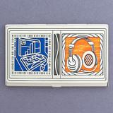 Dispatcher Business Card Holder Case