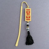 Sikh Metal Beaded Hook Bookmarks