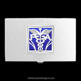 Physician's Assistant Business Card Case