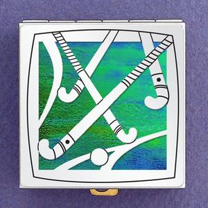 Field Hockey Pill Box
