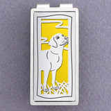 Labrador Retriever Money Clips with Dogs