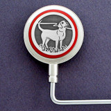 Labrador Dog Purse Hooks