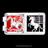 Fantasy Creature Money Clip