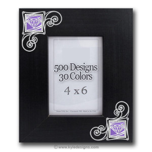 Wooden Spiral Picture Frame in 100s of Cool Designs