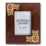 Pretty Bows Personalized Picture Frames