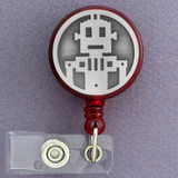 Robot Retractable Badge Holders