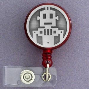 Robot Retractable Badge Holders