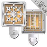 Amber Night Lights - 100+ Designs
