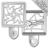 White Night Lights - 100+ Designs