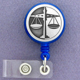 Attorney ID Badge Holder