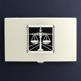 Attorney Business Card Holders