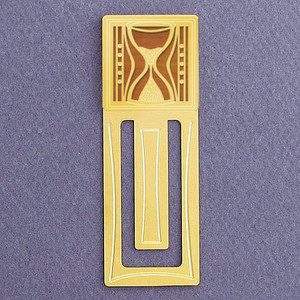 Attorney Hourglass Bookmark