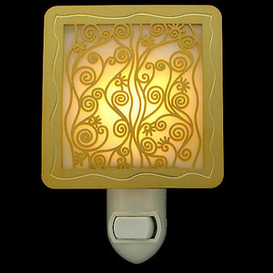 Vines Night Light