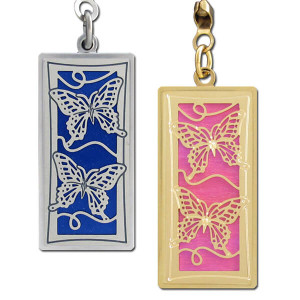 Butterfly Ceiling Fan Pull Chains
