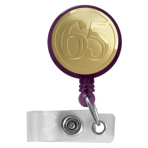 65th Anniversary Badge ID Holder