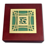 Wooden 95th Anniversary Boxes