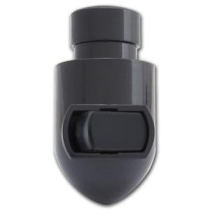 Plug-in Night Light Base Sockets - Black