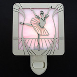 Ballerina Night Light