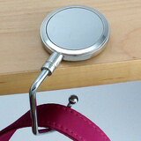 Classic Silver Purse Hooks for Tables