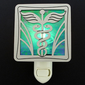 Doctor Symbol Night Light