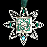 Four Leaf Clover Ornament