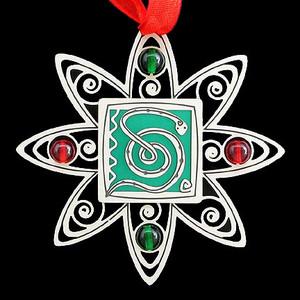 Snake Ornament