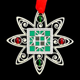 Quilting Christmas Ornament