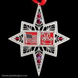 Federal Holiday Christmas Holiday Ornaments