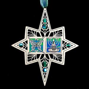 Spiritual Reincarnation Christmas Ornaments