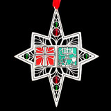 Christmas & Kwanzaa Interfaith Holiday Ornaments