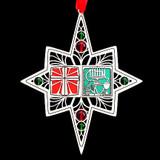 Christmas & Kwanzaa Interfaith Holiday Ornaments