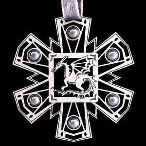 Dragon Ornament - Body #9