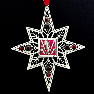 Lightning Bolt Ornament