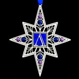 Greek Lambda Sign Ornament