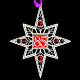 85th Keepsake Ornament